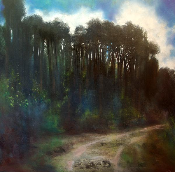 Murmur in the Trees III - John O'Grady
