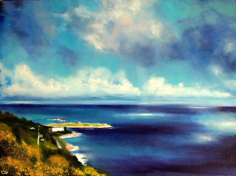 John O Grady Art-Killiney Hill