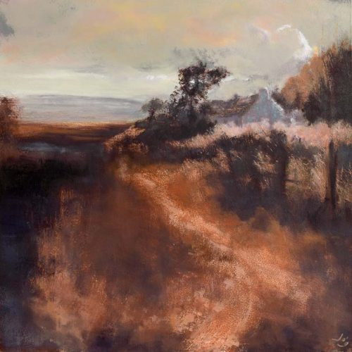 The Way over the Bog-John O'Grady