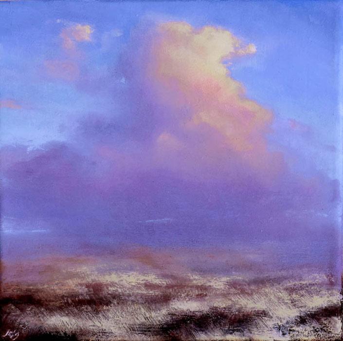 Johnogradyart-Evening,-Sally-Gap