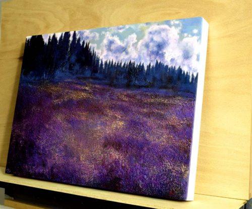 John O'Grady Art - Bog Heather III Sideview