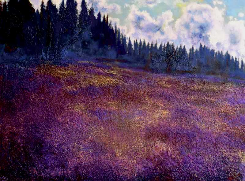 JohnOGradyArt-Bog Heather III