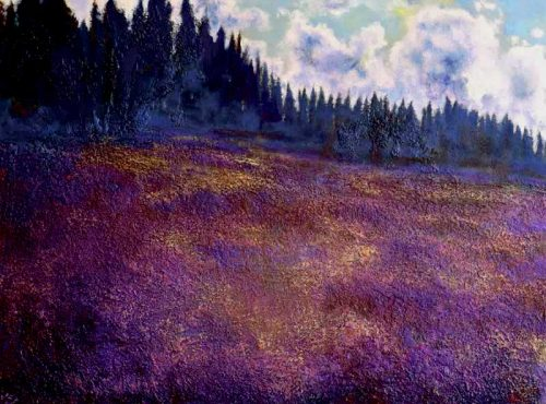 'Grady Art | Bog Heather III