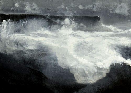 JohnOGradyArt-From Dark into Light-II