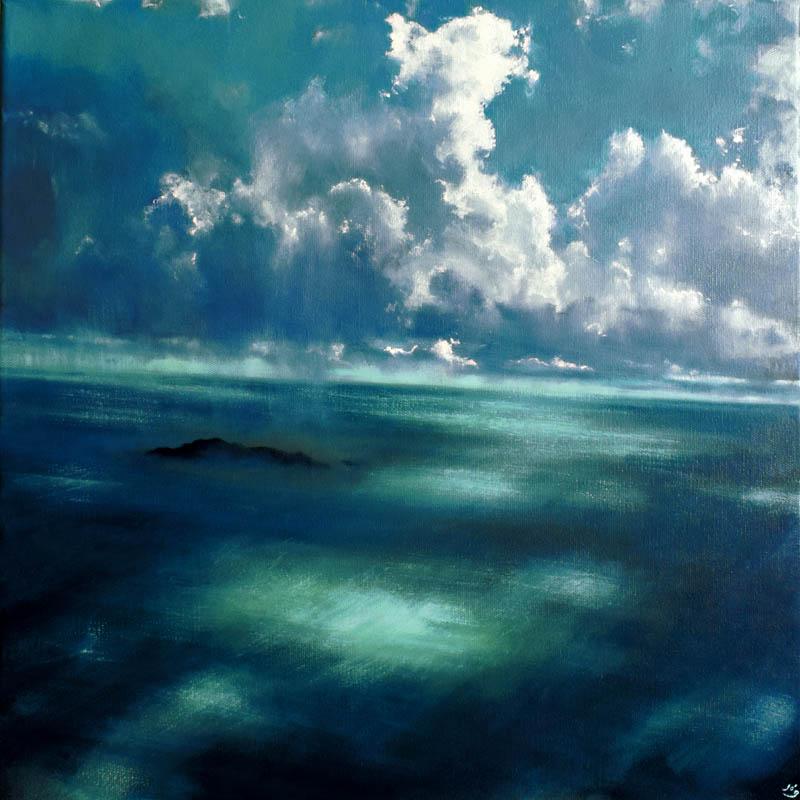 JohnOGradyArt-Take-me-to-the-Island-X1