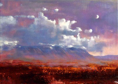 John O'Grady Art - Land Marks III