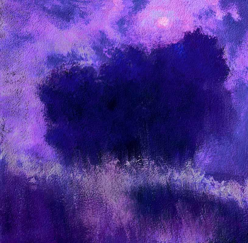 John O'Grady Art - Au Clair de Lune II