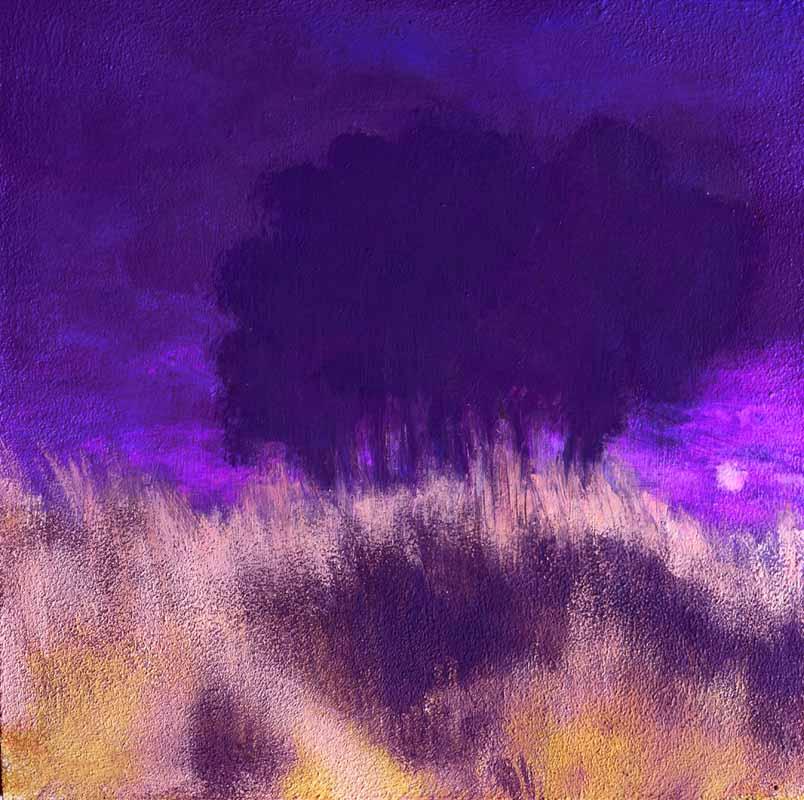 John O'Grady Art - Au Clair de Lune III